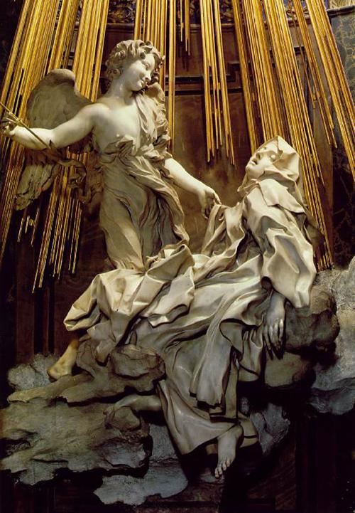 Bernini - O êxtase de Santa Teresa